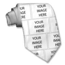 Personalised Gift Ideas   custom Ties by mrInfrared