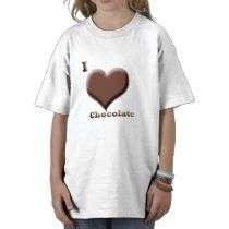Love Chocolate T shirts, Shirts and Custom Love Chocolate Clothing