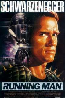The Running Man: Arnold Schwarzenegger, Maria Conchita