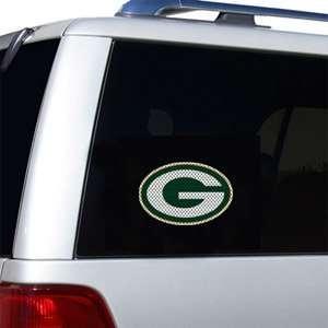 Green Bay Packers Die Cut Window Film