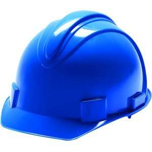 Lime 4 Point Ratchet Lock Hard Hat Home Improvement