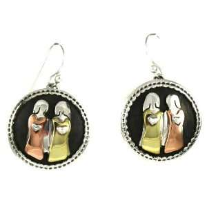 Handcrafted Far Fetched Sister/ Mother/ Daughter/ Friend 925 Sterling