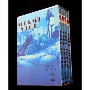Miami Vice Primera Temporada   8 dvd bosxet (Subtitles