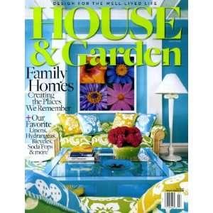 Eero Saarinen, Manhattans Fort Tryon Park: House & Garden Magazine