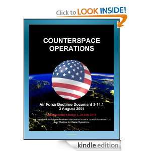 Air Force Doctrine Document 3 14.1 Counterspace Operations   Space
