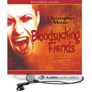 Bloodsucking Fiends A Love Story (Audible Audio Edition