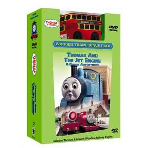 Thomas & Friends: Thomas and the Jet Engine & Other
