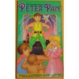 The Animated Classics; Peter Pan: Movies & TV