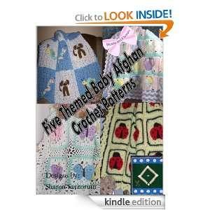 Baby Afghan Crochet Pattern Sharon Santorum  Kindle Store