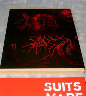 SUITS MADE TO FIT Tattoo Flash Machine Gun Kit Ink Book
