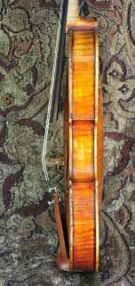 VERY FINE OLD, ANTIQUE, VINTAGE ITALIAN LABELED VIOLIN *****