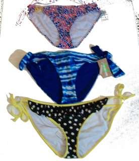 Dream Out Loud by Selena Gomez Bikini Swimsuit Separates Sz XS XL