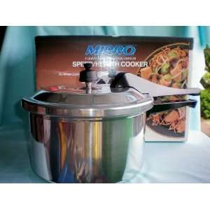 Mirro 4 Qt. Speed/Health Cooker [pressure cooker] w