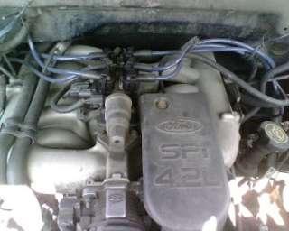 MOTOR ENGINE F150 E150 E250 VAN PICKUP TRUCK V6 RAHWAY NJ 07065