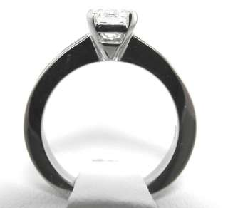 25 Carat Emerald Cut Diamond Engagement Ring G VS1