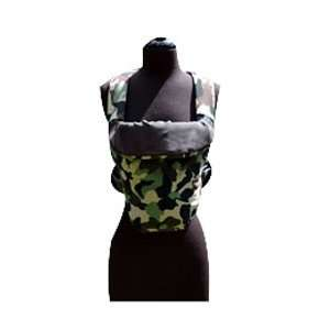 Bella Maya   Front Pack Cover   Daddy Camo Carrier Type Active Baby
