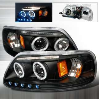 97 98 99 00 01 02 Ford F150, Expedition Halo Projector