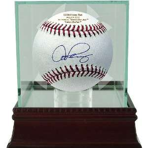 600th Home Run Engraved with Glass Display Case: Sports & Outdoors