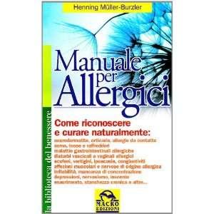 asma, raffreddore da fieno (9788875077242) Henning Müller Burzler