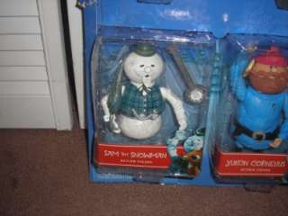 RUDOLPH AND THE ISLAND OF MISFIT TOYS, ACTION FIGURE COLLECTION, BONUS