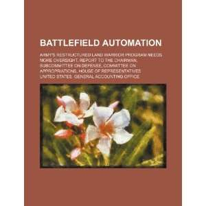 Battlefield automation: Armys restructured Land Warrior