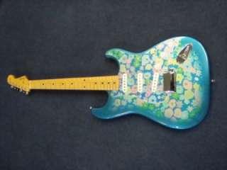 Fender Stratocaster Guitar LE Paisley Mint