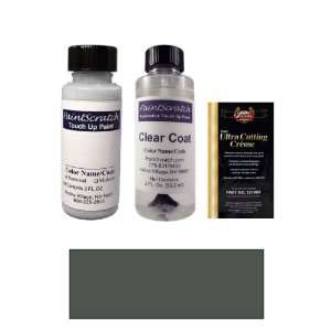 2 Oz. Medium Gray Metallic Paint Bottle Kit for 1996 Eagle