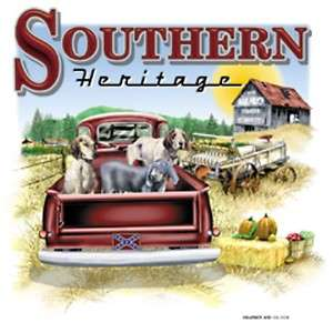 Dixie Rebel Dogs  SOUTHERN HERITAGE  |