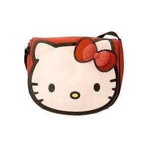 Hello Kitty Mini Messenger Bag w/ Polka Dot Bow Toys