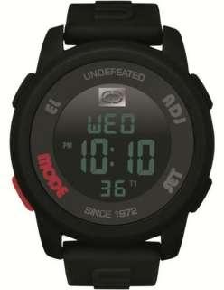 Mens Marc Ecko Unltd. Black Digital Watch E07503G1