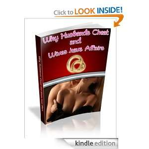 Why Husbands Cheat and Wives have Affairs: Nuwri Ghostleaf, Michael