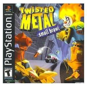 Twisted Metal Small Brawl Video Games