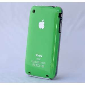 CASE2CASE #46 GREEN Apple iPhone 3 3G 3GS Case Hard Cover