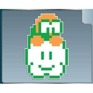 LAKITU 8Bit from Super Mario Bros. vinyl decal sticker