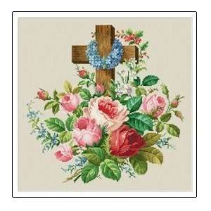 In Loving Memory   Cross Stitch Pattern: Arts, Crafts