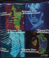 Beatles Sports Time Trading Cards 3 Boxes