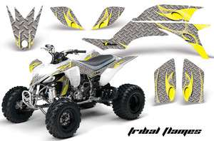 ATV GRAPHIC OFF ROAD DECAL QUAD STICKER KIT YAMAHA YFZ 450 04 08 TMYS
