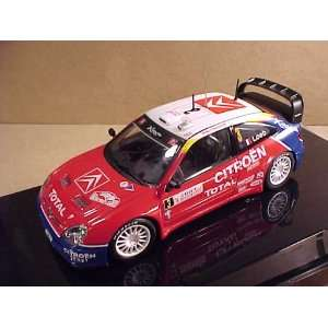 Citroen Xsara WRC 2004 #3 S.Loeb/D.Elena Winner Rally Monte Carlo