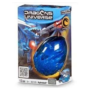 Dragons Universe Mega Bloks Set #95120 Hydrobolt Toys & Games