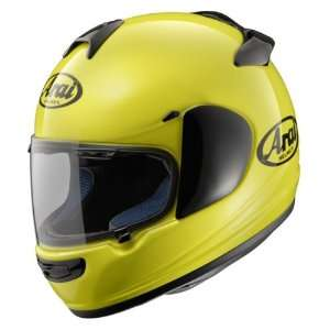 Arai Vector 2 Motorcycle Helmet   Florescent Yellow XX