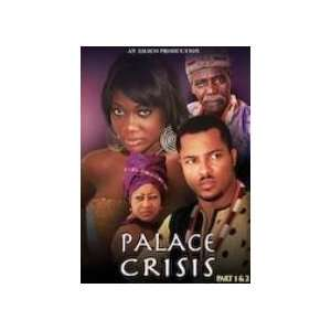 Palace Crisis: Van Viicker, Mercy Johnson, Olu Jacobs