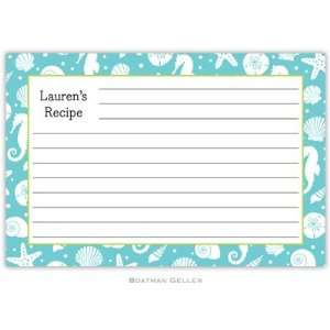 Boatman Geller   Custom Recipe Cards (Jetties)