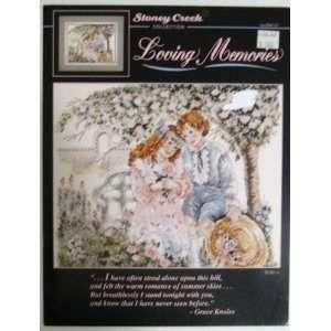 Loving Memories (Counted Cross Stitch, #61): Irene Borg: Books