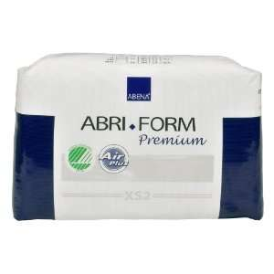 Abena Abri Form Premium Brief, Extra Small, XS2, 32 Count