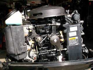 Outboard Boat Motor Engine Evinrude 40 90 25 Water Ready Nice