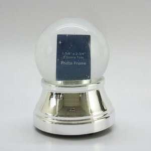 Vpicture Frame Snow Globe