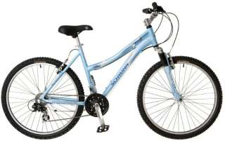 2009 SCHWINN Ridge AL 26 Womens Mountain Bicycle Bike 038675275300