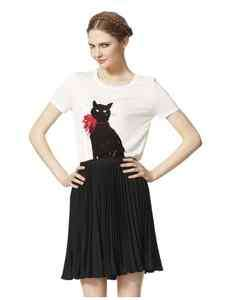 Jason Wu for Target Signature Milu Cat T Shirt All Sizes