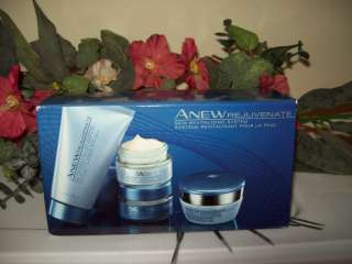 Skin Revitalizing System   2 Week Trial Kit NIB 094000498349