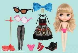 CWC Takara Miyuki Odani x Blythe 12 Neo Blythe Doll Margo Unique Girl